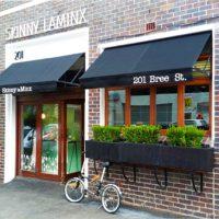 Skinny laMinx facade