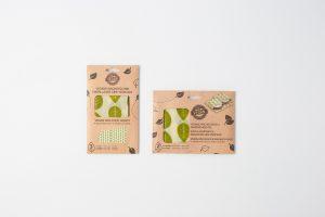 NUTSヴィーガンワックスラップ 各種パッケージ